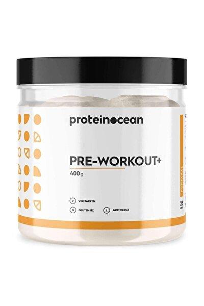 Pre-workout+™ Portakal 400g - 25 Servis