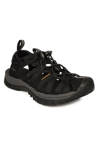 Kadın Siyah Whisper Spor Sandalet