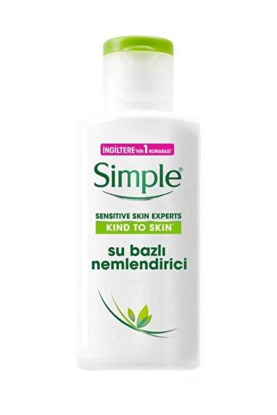 Sımple Sensitive Skin Experts Kind To Skin Su Bazlı Nemlendirici 125 Ml