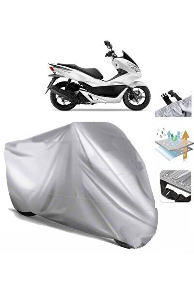 Honda Pcx 150 Motosiklet Brandası Motor Branda (bağlantı Tokalı)