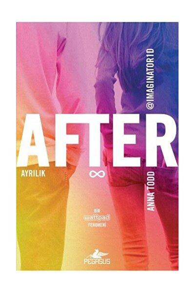 After 3 - Ayrılık - Anna Todd