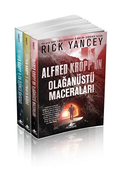 Alfred Kropp Serisi Takım Set (3 Kitap) - Rick Yancey