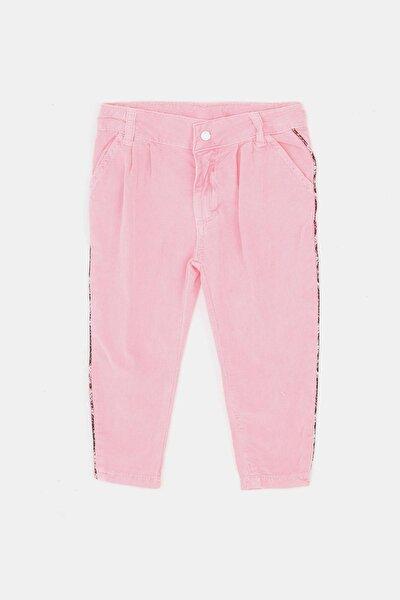 Kız Bebek Pembe Pantolon