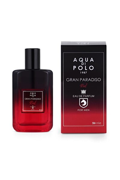 Aqua Di Polo Gran Paradiso Red Edp 50 Ml Erkek Parfümü