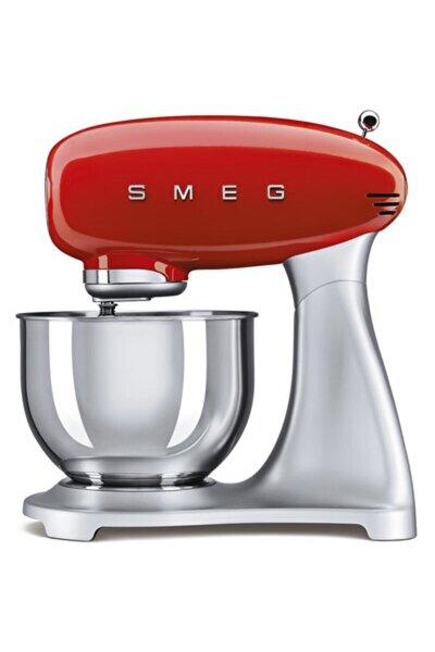 Kırmızı 50's Style Hamur Karıştırma Smf02rdeu