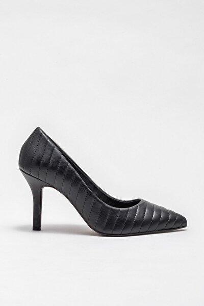 Kadın Beda Sıyah Casual Ayakkabı 20KDS35039