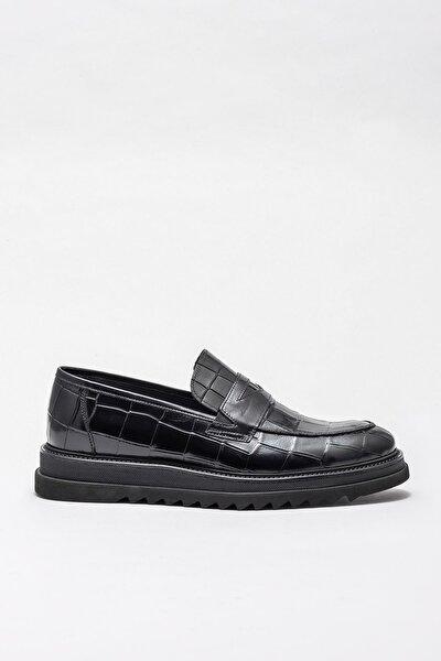 Erkek Ralston Sıyah Casual Ayakkabı 20KRC90046