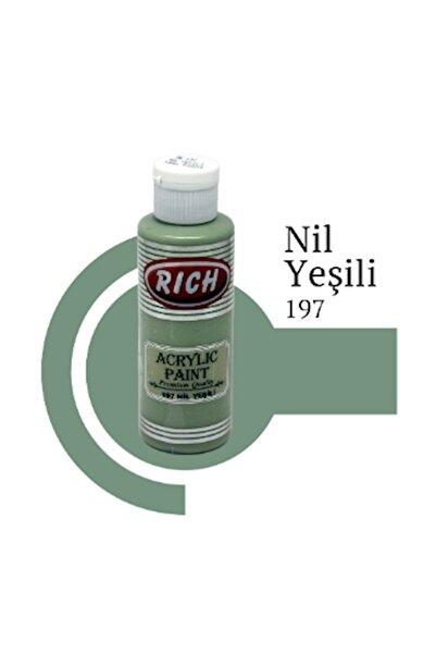 120 Cc Nil Yeşili Akrilik Boya