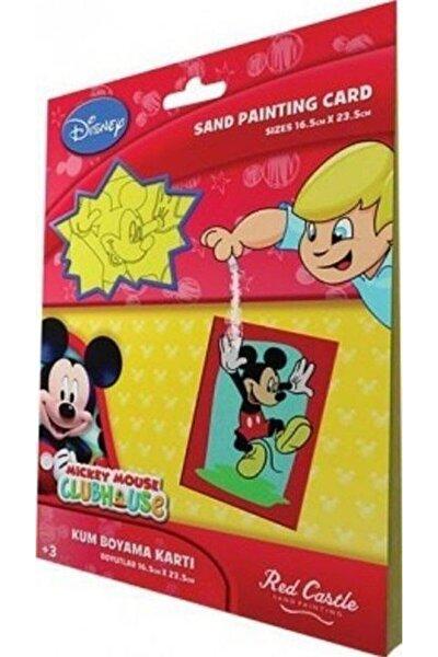 Mickey 1 Kum Boyama Kartları