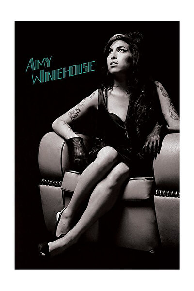 Maxi Poster Amy Winehouse Chair