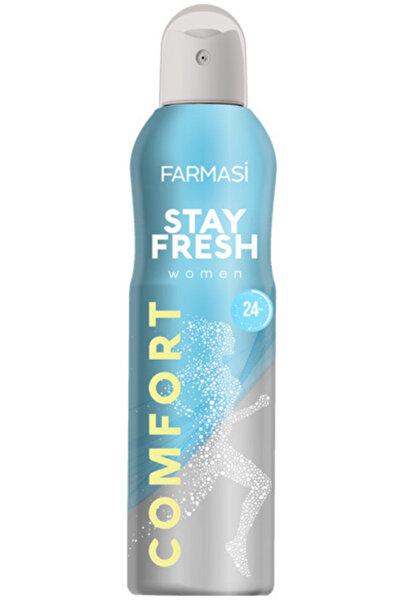 Deodorant - Stay Fresh Comfort Deodorant Kadın 150 ml 8690131110024