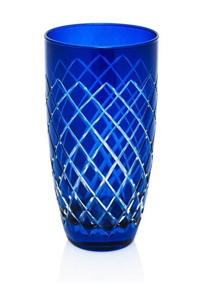 Mavi Meşrubat Bardağı 4'lü Set