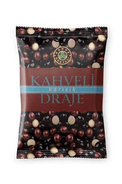Kahveli Draje, Sütlü-Bitter Çikolatalı 200 gr