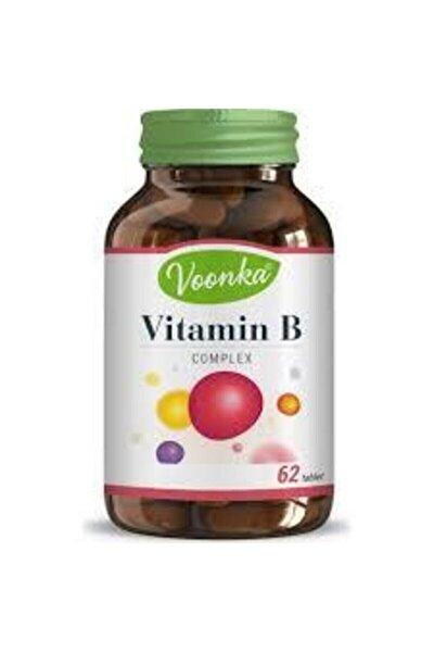 Vitamin B Complex 62 Tablet