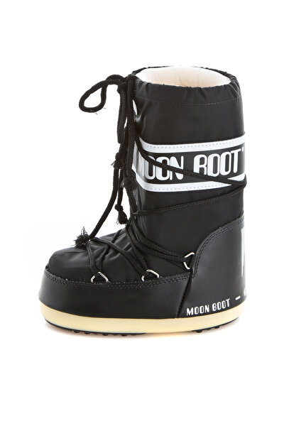 Çocuk 14004400-001 Moon Boot Nylon Black (27-34)