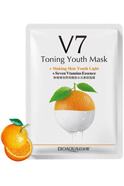 V7 Toning Light Portakallı Sıkılaştırıcı Gençlik Maskesi 30 Gr