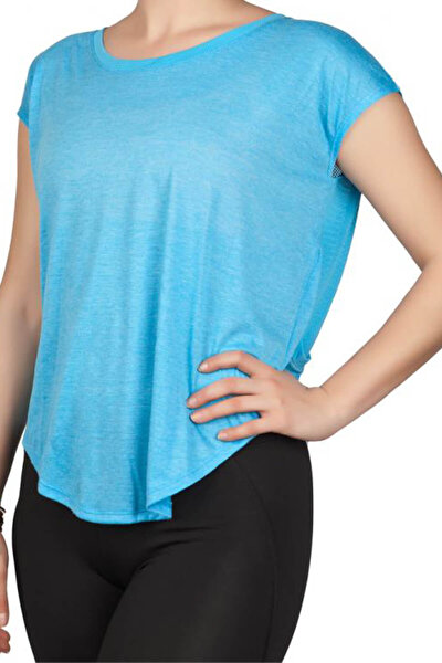 Kadın T-Shirt - Spor T-Shirt - 362203