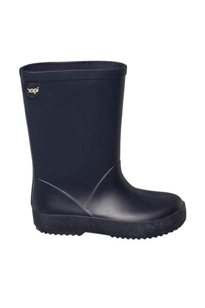 W10106-O94 Lacivert Unisex Çocuk Yağmur Çizmesi 100319190