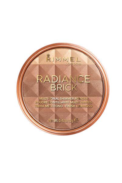 Bronzlaştırıcı Pudra - Natural Bronzer Medium 3614223982905
