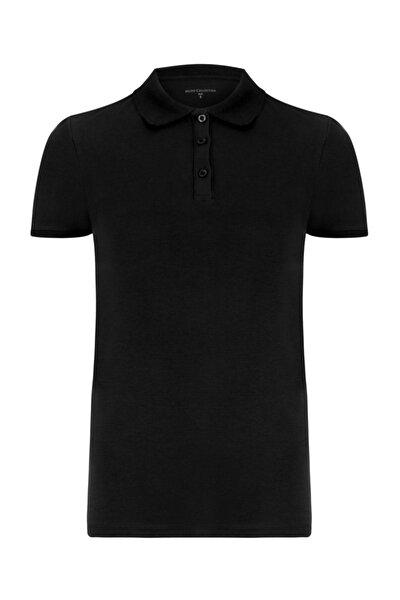 Kadın Siyah T-Shirt 1182936