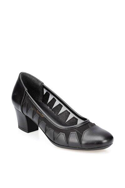 91.311171.Z Siyah Kadın Topuklu Ayakkabı 100351485