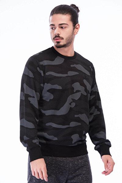 Erkek Sweatshirt Enzo Cotton