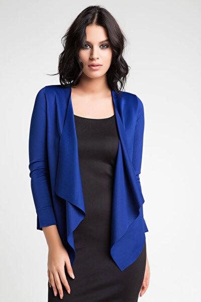 Kadın Saks Ceket 15L4472-L