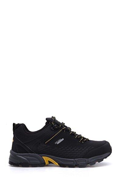 Su Geçirmez Siyah Erkek Sneaker FLAKE -9