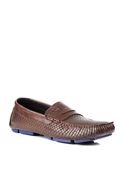 Kahve Klasik Ayakkabı-8EC091388000-201