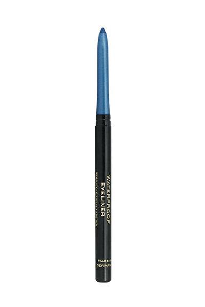 Suya Dayanıklı Mavi Göz Kalemi - Waterproof Automatic Eyeliner No: 03 8691190990039