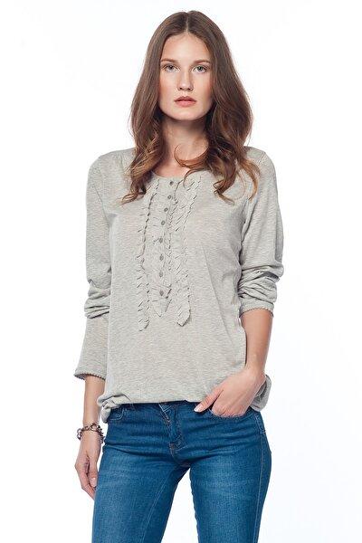 Gri Kadın Sweatshirt 1M87603755-002