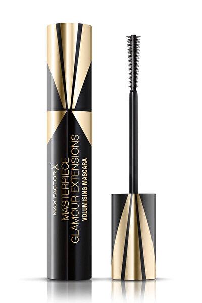 Siyah Maskara - Masterpiece Glamour Extensions Mascara Black 4084500480384