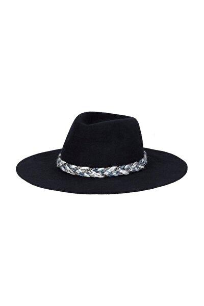Kadın Navy Hasır Şapka 1197754
