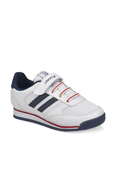 TRAMOR Beyaz Lacivert Kırmızı Erkek Çocuk Sneaker 100232912