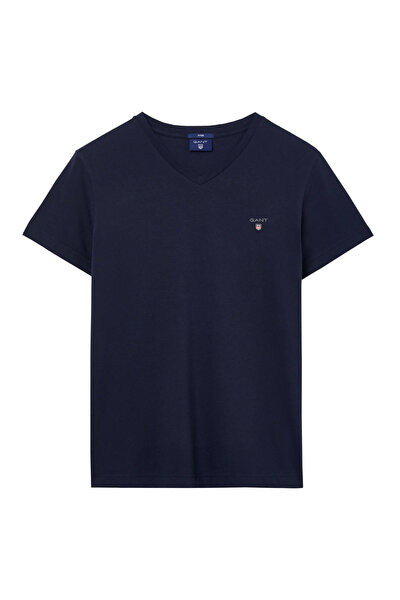 Erkek Lacivert T-shirt 234104
