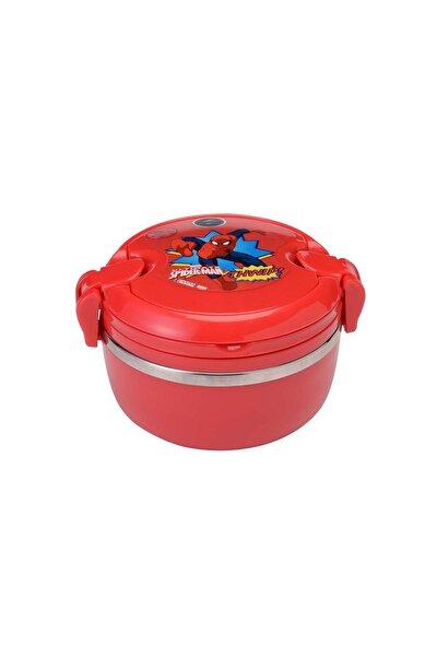 Spiderman Çelik Beslenme Kabı 78327 /