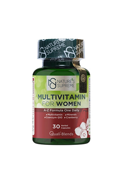 Multivitamin For Women 30 Kapsül