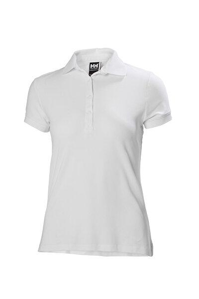 Kadın Crewlıne Polo Yaka T-shirt