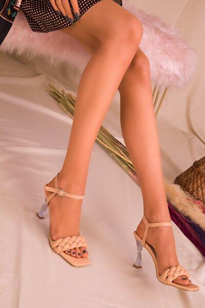 Ten Kadın Klasik Topuklu Ayakkabı 16076