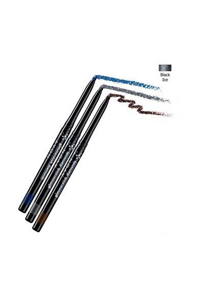 Glimmerstick Asansörlü Göz Kalemi Pırıltılı -  Black Ice
