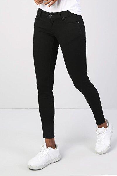 Siyah Kadın Pantolon CL1041709