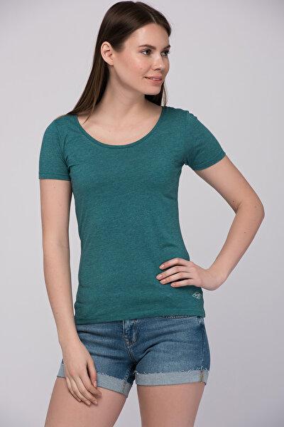 Kadın Tale O Yaka T-Shirt 182 LCF 242001