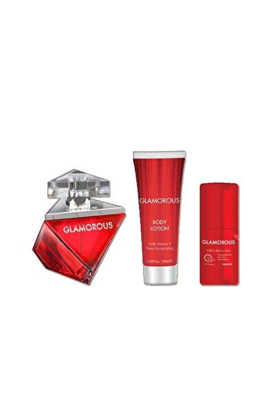 Glamorous 3'lü Kadın Parfüm Seti  9412900099999