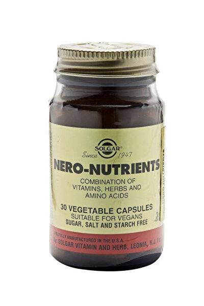 Nero Nutrients 30 Kapsül