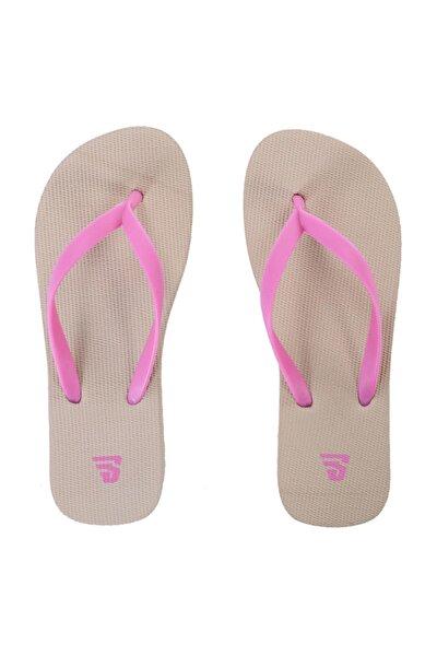 Kadın Sandalet -  Yavruağzı & Pembe  Parmak Arası Kadın Terlik - 2018042705