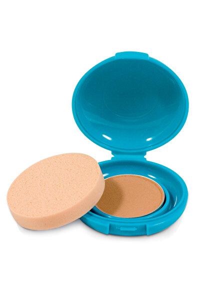 Güneş Koruyucu Kompakt Fondöten- UV Protective Compact Foundation SPF30 Medium Ochre 730852111950