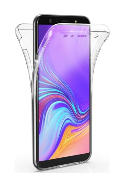 Samsung Galaxy S7 Edge Ön Arka Şeffaf 360 Tam Koruma Kılıf