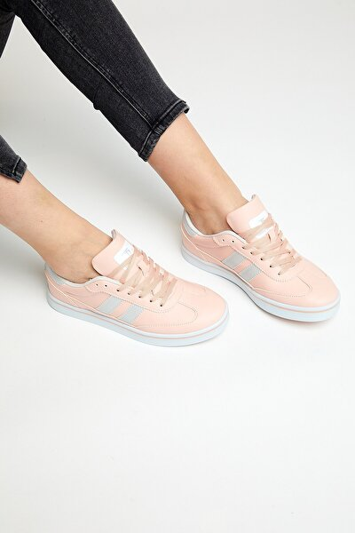Unisex Pudra  Sneaker TBADG-0