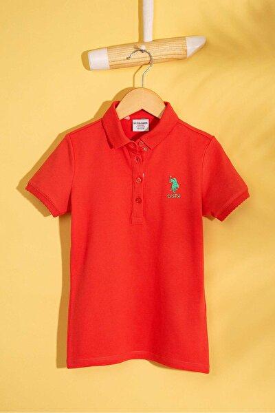 Nar Cicegi Kız Çocuk T-Shirt