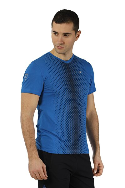 Erkek T-Shirt Micro Polyester V Yaka  - 2801
